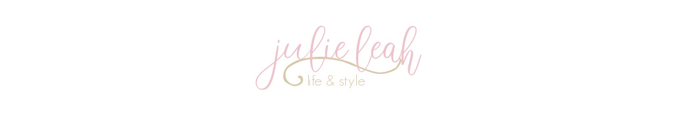 Julie Leah | A Southern Life and Style Blog