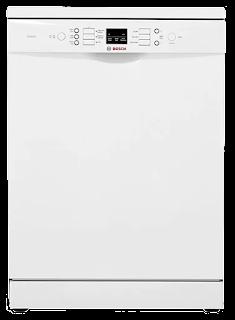 Bosch 12 Place Setting Dishwasher (SMS 66 GW01)