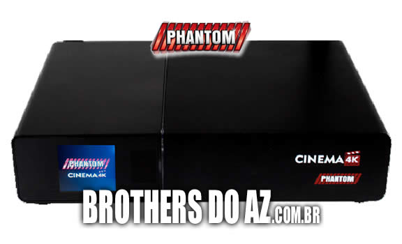 Phantom Cinema 4K