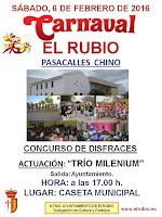 Carnaval de El Rubio 2016