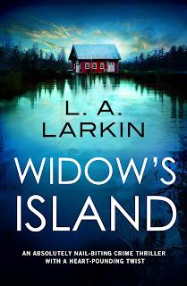 Widow's Island by L.A. Larkin book cover