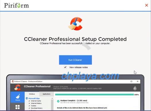 Download CCleaner - Tải về CCleaner 2019 PRO Full Win 7/10 Mới Nhất b