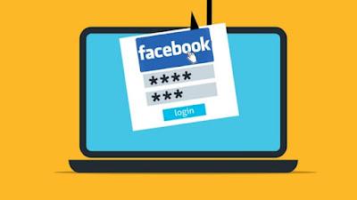 cara membuka facebook lupa kata sandi nomor hp tidak aktif dan email tidak aktif