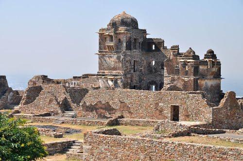 Rana Kumbha Palace Chittor