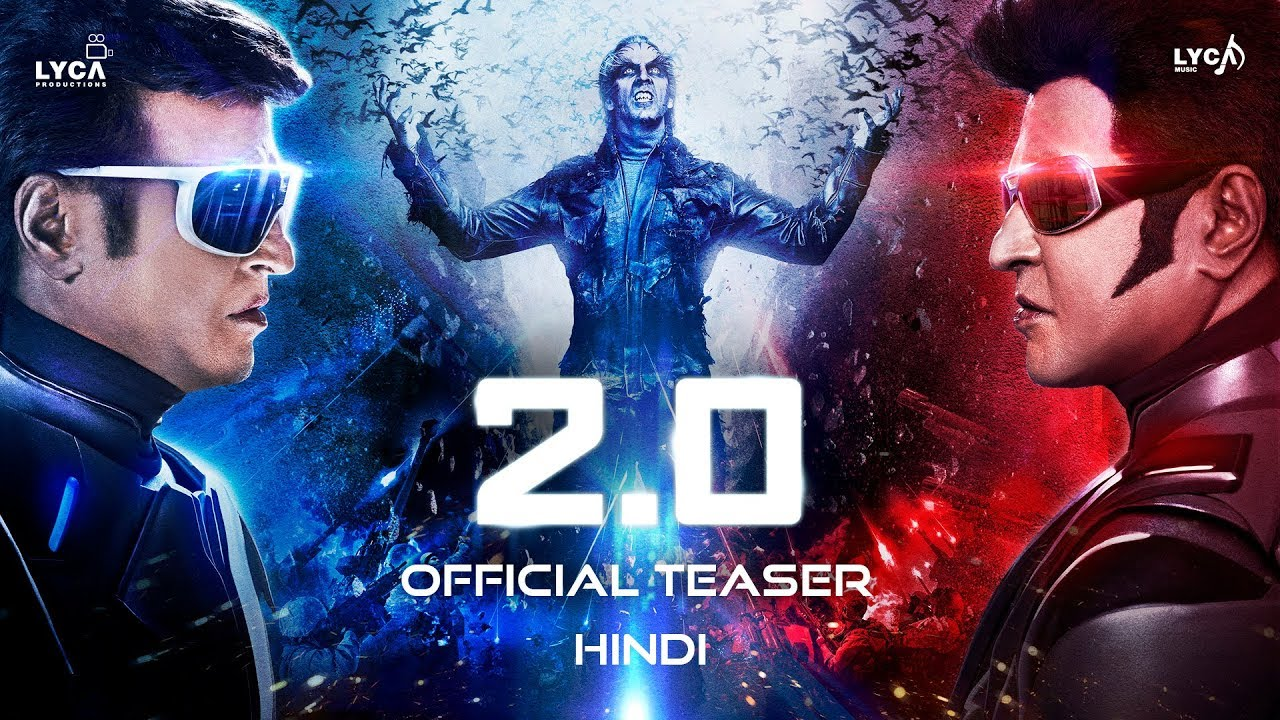 Robot 2 0 Movies Box Office Collections, Cast, Song Details
