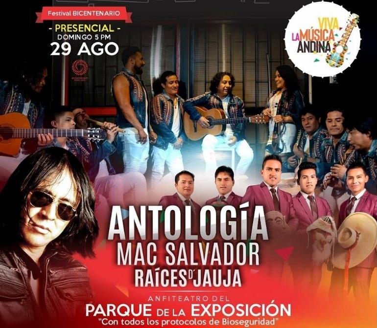 Viva la Música Andina regresa con los mejores artistas andinos a los escenarios