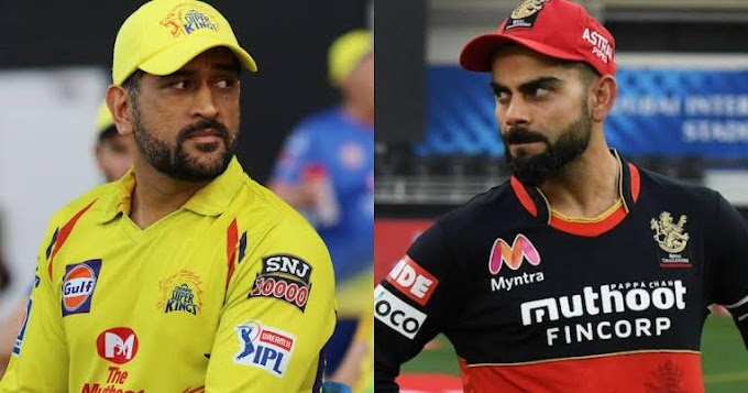 Today 100% Sure Match Prediction-RCB vs CSK-IPL T20 2021-35th Match-Who Will Win