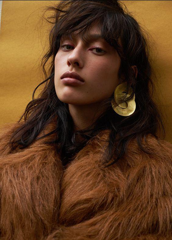 Fay Andrada Pari Disc Earrings   The Frankie Shop   Allegory of Vanity