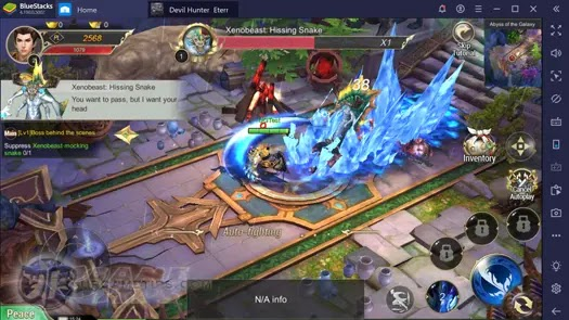 Devil Hunter Eternal War Mobile Gameplay 2