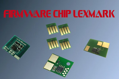 Firmware chip lexmark