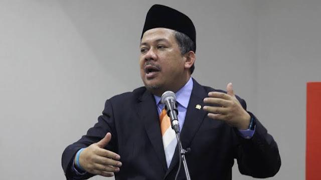 Fahri Hamzah Sentil Mahfud MD Larang Jurnalis Bertanya saat Umumkan Pembubaran FPI