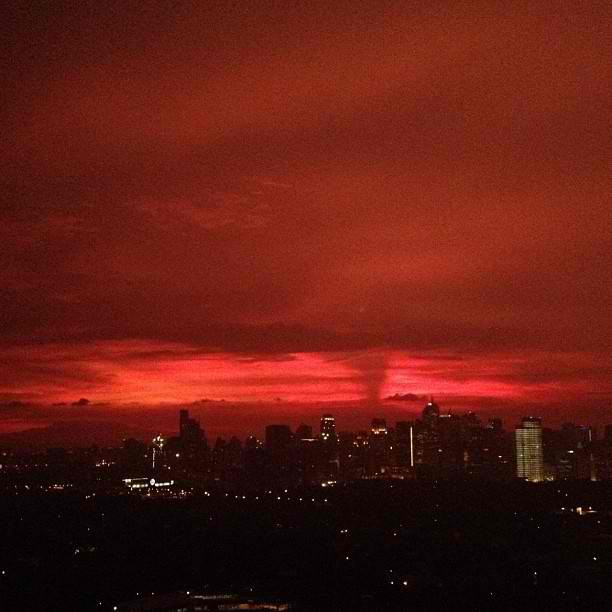 Orange Sky: What does it mean?