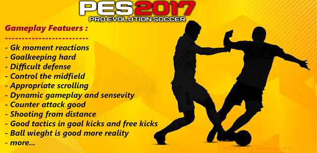 PES 2017 New Gameplay_V4 By Eslam Mihoub‎‏