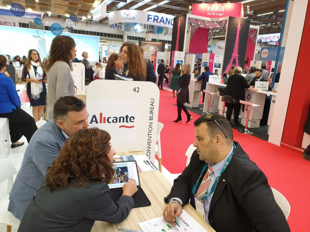Alicante viaja a Alemania para captar turismo de congresos y empresas