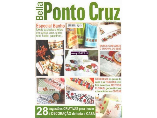 Bella Ponto Cruz -Revista completa em PDF