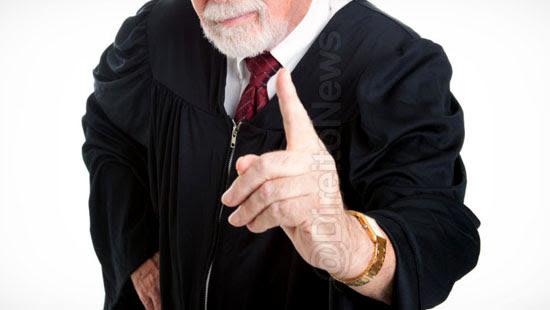 respeitar lei fica preso juiz traficante