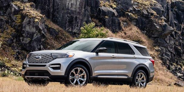 Ford Explorer 2020 software bug and mounting missing parts