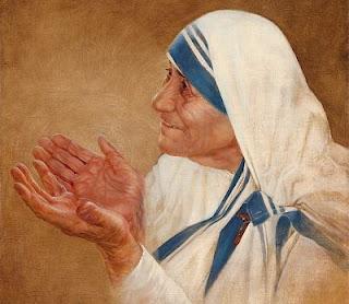 Ninth Day of the Novena Prayers to Saint Teresa of Calcutta