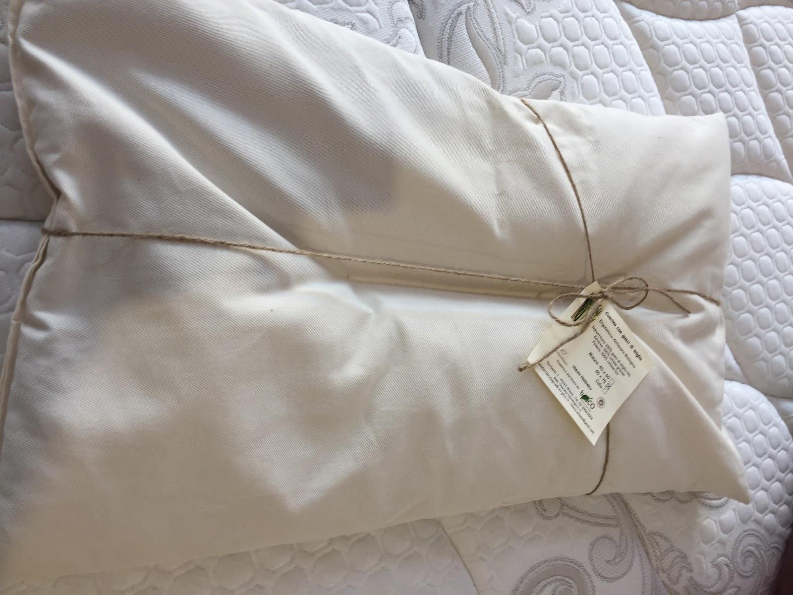 Cuscino In Grano Saraceno.Centro Permaflex Blog Cuscino In Miglio E Cuscino In Grano Saraceno