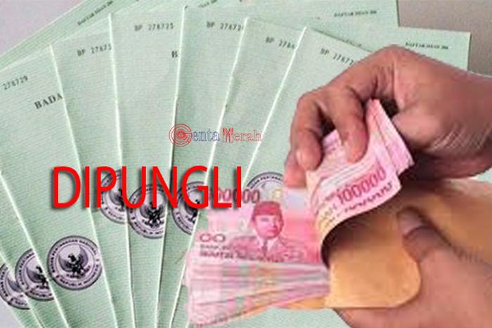 Perangkat Keluarahan  Kelapa Tujuh  Lampura Diduga Pungli Sertifikat,  PTSL Dikenakan Biaya Rp600 Ribu