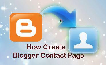 Blog के लिए Contact pages कैसे बनाए ?
