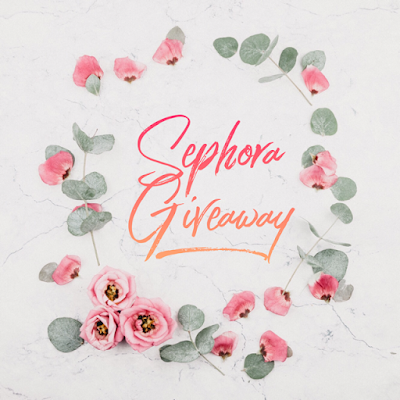Enter the Sephora $150 Gift Card Giveaway. Ends 3/7 Open WW
