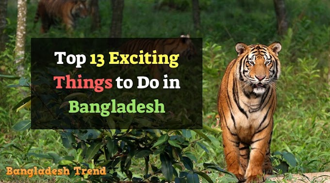Top 13 Exciting Things to Do in Bangladesh