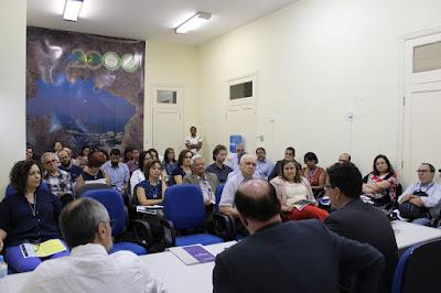 Lideranças da CPRM debatem atualização do Plano Estratégico da empresa