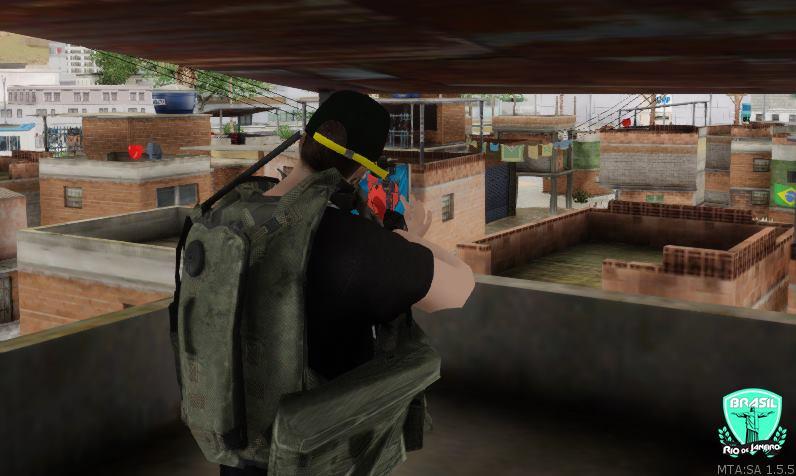 [MAPA] Favela Do Dende MTA Fv3