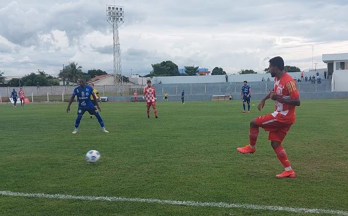Nova Mutum empata com Tombense e está fora da Copa do Brasil