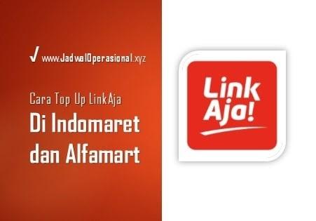 Praktis Top Up Linkaja Di Indomaret Alfamart 100 Mudah Jadwaloperasional
