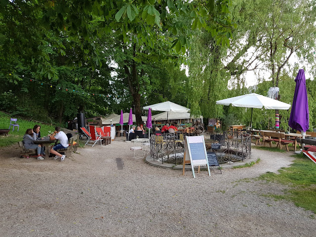 Bar lungo la strada verso il Castello di Brunico
