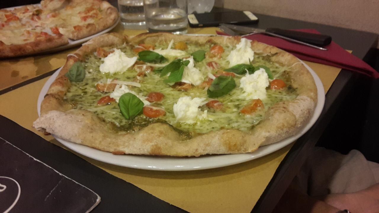 Lampada Cartone Della Pizza: Fornocàrossa: forno a legna cà rossa ...