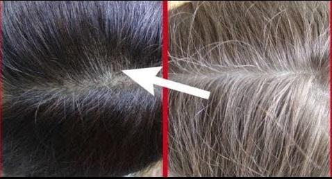 ملعقة واحدة من هذه القشور ستحول شعرك أسود بمجرد لمسه حتى ولو كان كله أبيض