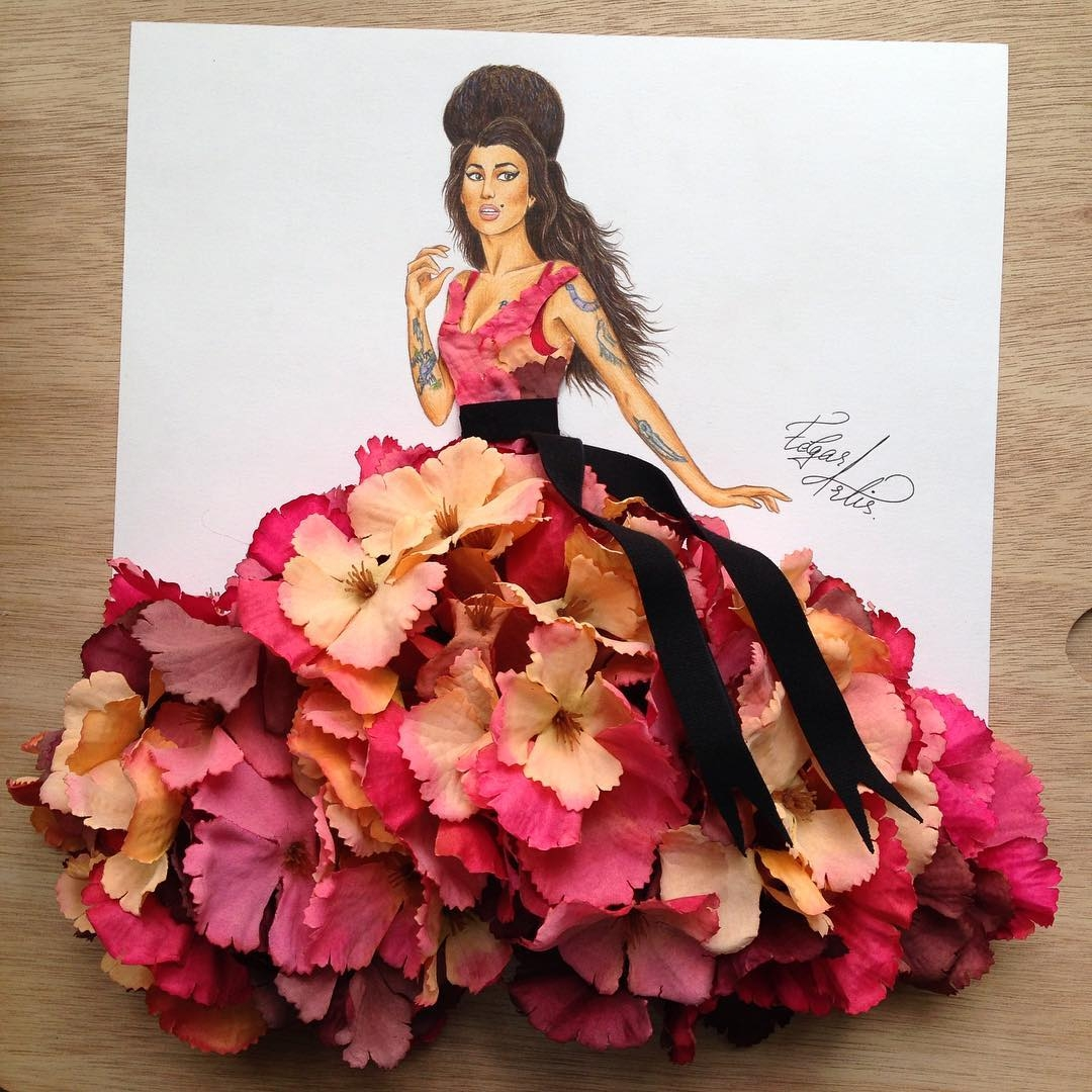 01-Amy-Winehouse-Edgar-Artis-Drawings-that-use-Flowers-Food-and-Objects-www-designstack-co