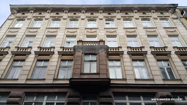 Warszawa Warsaw Śródmieście Ludwik Szmidecki gmina ewangelicko-augsburska