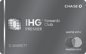 IHG Rewards Club Premier Credit Card Review [150,000 Bonus Points & Annual Fee is Waived First Year Offer]