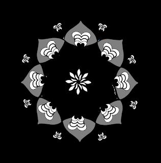 Free Clipart Mandala Series RT015
