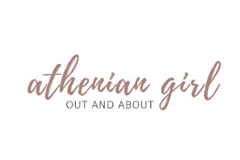 Blog Design: Athenian Girl Out And About