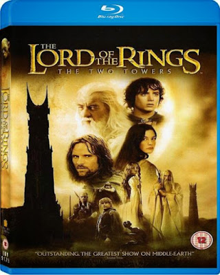 The Lord of The Rings 2 : The Two Towers (2002) EXTENDED 480p 750MB Blu-Ray Hindi Dubbed Dual Audio [Hindi + English] MKV
