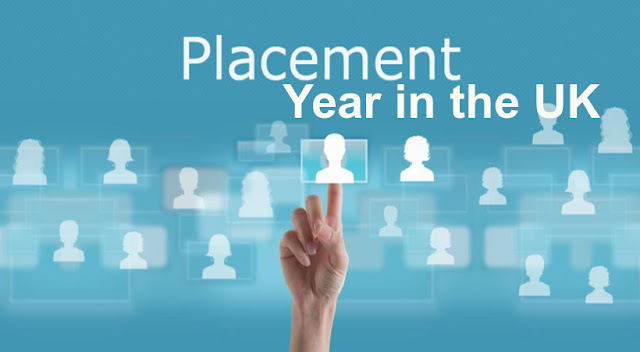 courses with placement year in uk