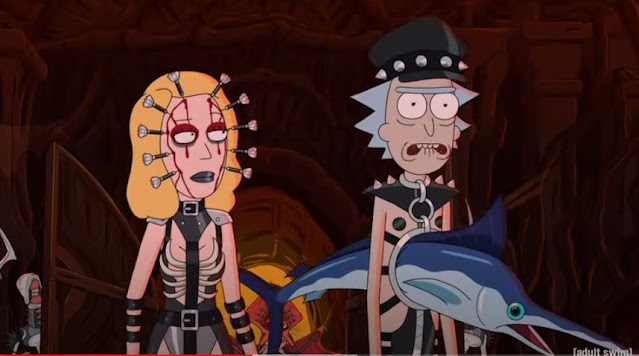 Rick & Morty Season 5 Episode 2: Release date? At what time ?