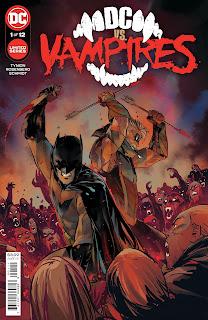 DC vs. Vampires #1 Primary Cover