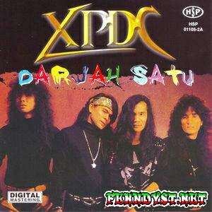 XPDC - Darjah Satu (1990) Album cover