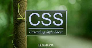 Pengertian CSS dan sejarah CSS