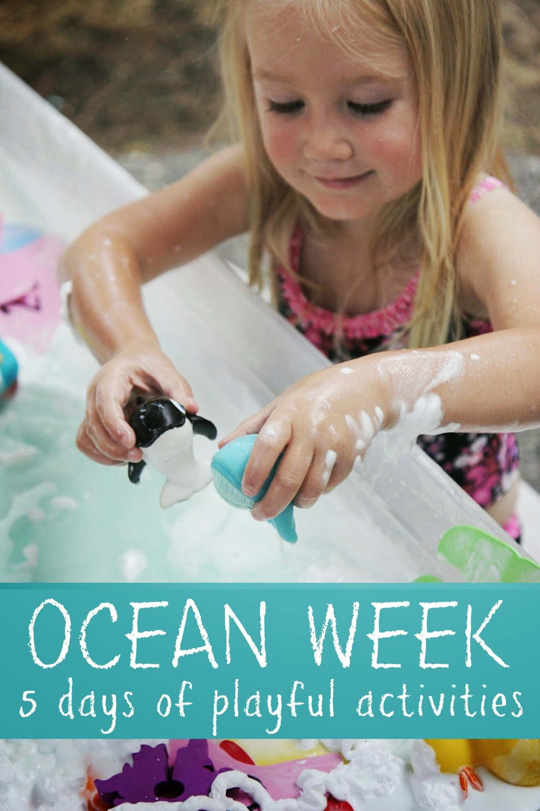 Toddler Approved Ocean Week Playful Learning Activities