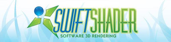 برنامج SwiftShader لتشغيل الألعاب على الكمبيوتر الضعيف