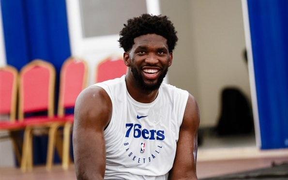 NBA: Joel Embiid « Ce qu'a fait Siakam est énorme »
