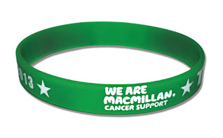 Charity Silicone Wristband