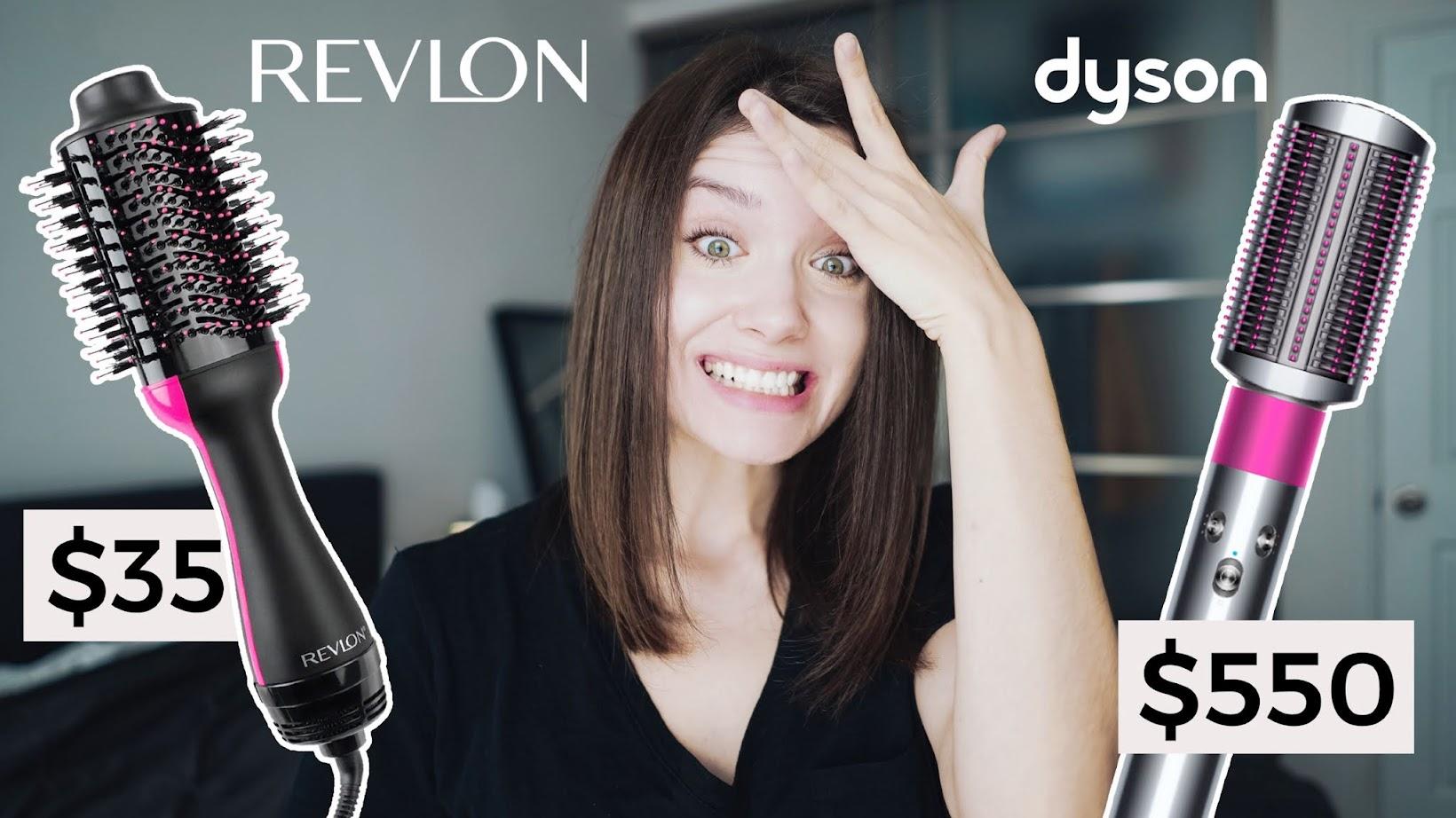 Julia Caban Blog Dyson Airwrap Vs Revlon One Step Hair Dryer Curly Hair 1 Year Review